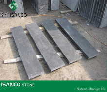2.16 - 2.56 chinese Limestone Density (g / m ) and Cut-To-Size,salb Stone Form blue limestone black color limestone tiles &slabs