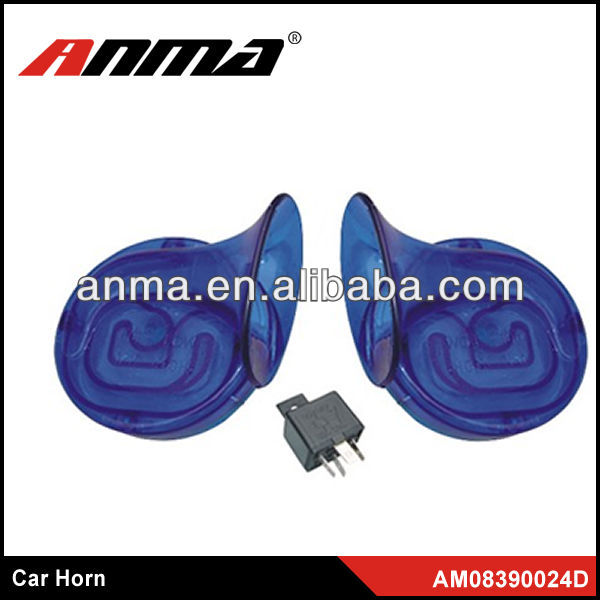 ABS 2 ways car horn remote controlled car horns