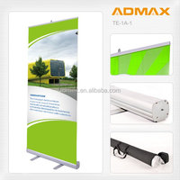 Mobile Portable Roll up banner Poster Banner Screen Stand for Event Promotion