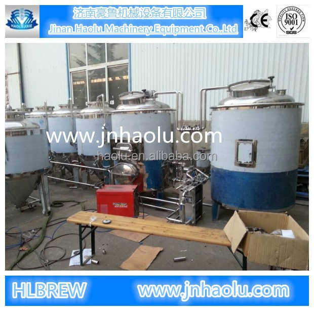 micro brewery equipment for sale,200L copper hotel used beer brewing equipment