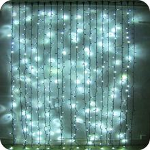 Christmas led color changing curtain light curtain fairy lights