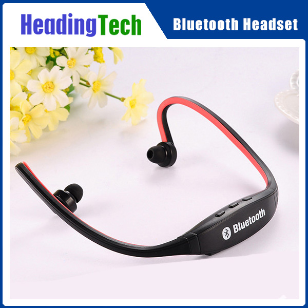 Stereo Wireless Bluetooth Headphone OEM S9 neckband for iphone, for samsung