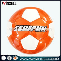 Top selling nice looking seamless laminated soccer ball