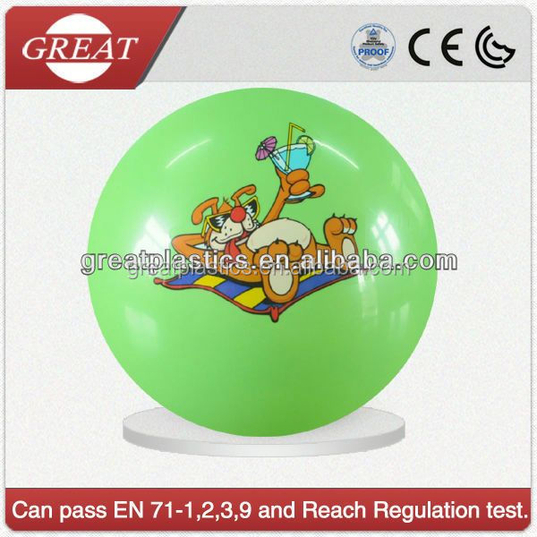 High quality football games yellow dotted inflatable belly bumper ball for adults,ground knocker ball