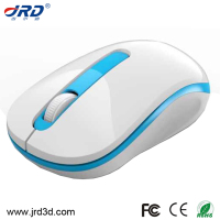 JRD WM01 2.4GHz High Quality Wireless Optical Mouse/Mice + USB 2.0 Receiver for PC Laptop from JRD factory China