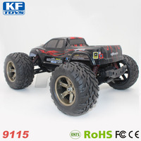 Children High speed rc car monster truck radio control toys car 9115