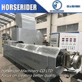 High quality waste plastic shredder / pp pe plastic granulator machine zhangjiagang machine