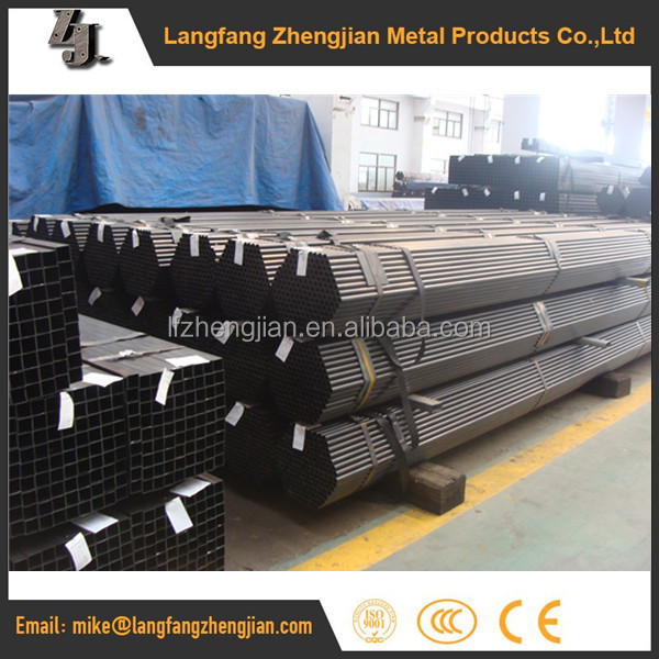 hot rolled thick wall scrap metal large diameter steel pipe