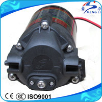 China Manufatury Low Noise DC 24V Electric Self Suction Water Purifier Motor (MLDC52-01A)