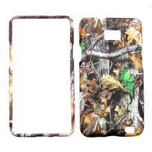 Mossy Oak Hunter Camo Case Phone Cover For Samsung Galaxy S 2 II AT&T i777 i9100