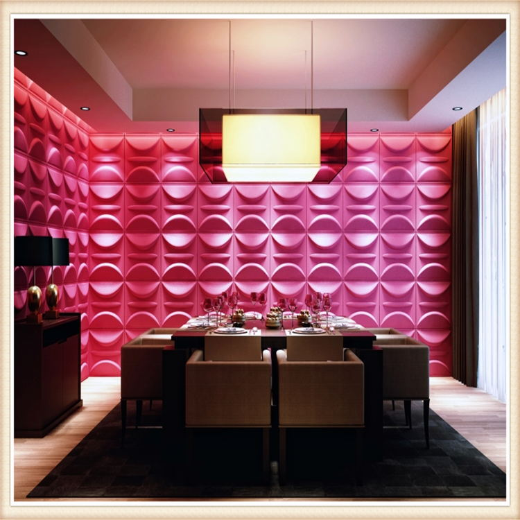 Pvc Wall Panels Interior : Interior decorative cheap pvc wall panel d buy