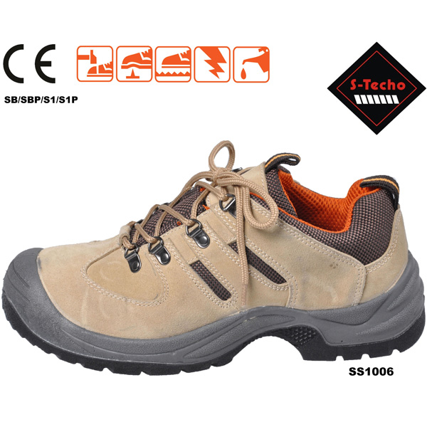 HOT leather safety shoes manufacturer