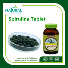 New Products 2016 Spirulina Tablet, Best Price of Spirulina Tablet, China Supplier Spirulina Tablet