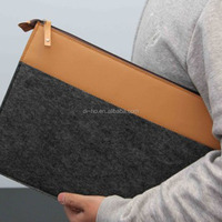 Sleeve Felt Case Cover Bag For Laptop / Notebook Computer / For Macbook