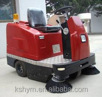Multifunctional Electric Ride-on Power Sweeper
