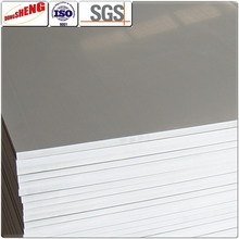 High density PVC hard 6mm plastic rigid sheet