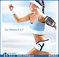 2015 Best Quality Armband For Smartphone, Running Sports Armband For iPhone 6, Custom Armband Private Label