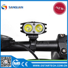 SANGUAN SG-K21 Bright Waterproof Aluminum Alloy LED bike bicycle light set super light bmx bikes super light bmx bikes