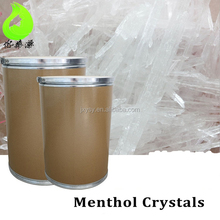 Pure Natural Menthol Crystal Mint as Pharmaceutical Raw Material for Cool oil,Painkillers, Dentifrices, Candy,Beverages, Spices
