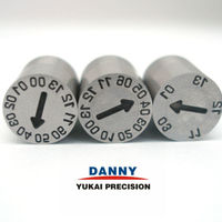 DANNY Precision Dual Ring Mold Date