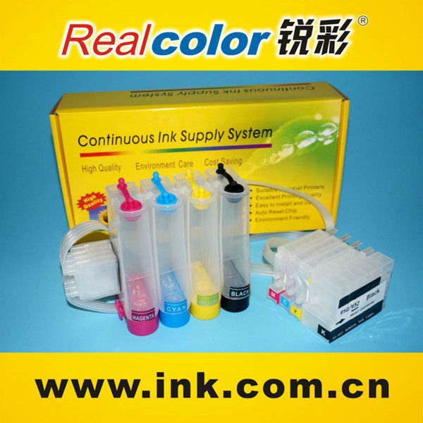 Hot selling new CISS HP950/951 CISS for HP Officejet 8100/8600 CIS/bulk ink system/continous ink system with damper
