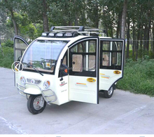 low price solar power electric tricycle