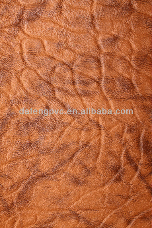 pvc artificial synthetic leather for sofa