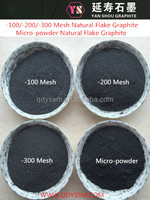 For Casting and Coating Material Usage High Quality Crystalline Graphite