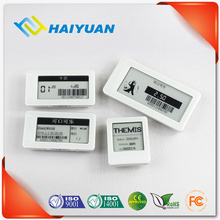 Electronic shelf labels lcd price supermarket display