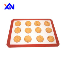 Silicone material silicone baking mat non-stick bbq grill mat