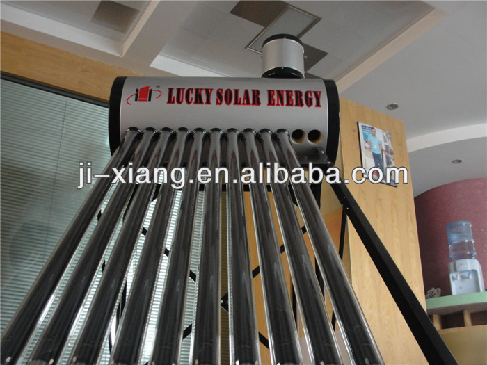 Non-Pressure Bearing System Standard Type, Solar thermal collectors