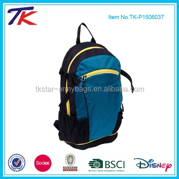 Comfort Backing Leisure Back Pack Travel Bags Sports with Waterproof