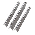 Stainless steel stamping metal part Gas BBQ Grill Flavorizer Bar