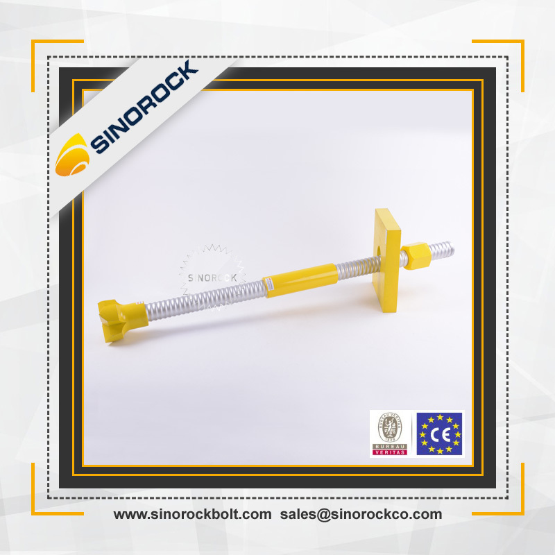 SINOROCK High Quality R51 Soil Nailing Ground Anchor
