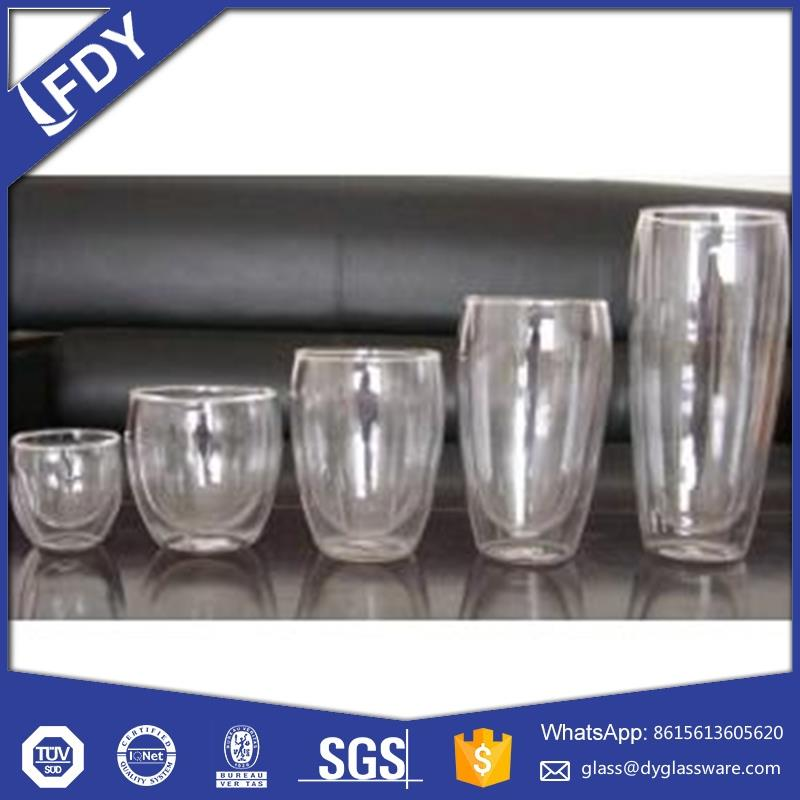 large volume crystal wine glass cup for distributor