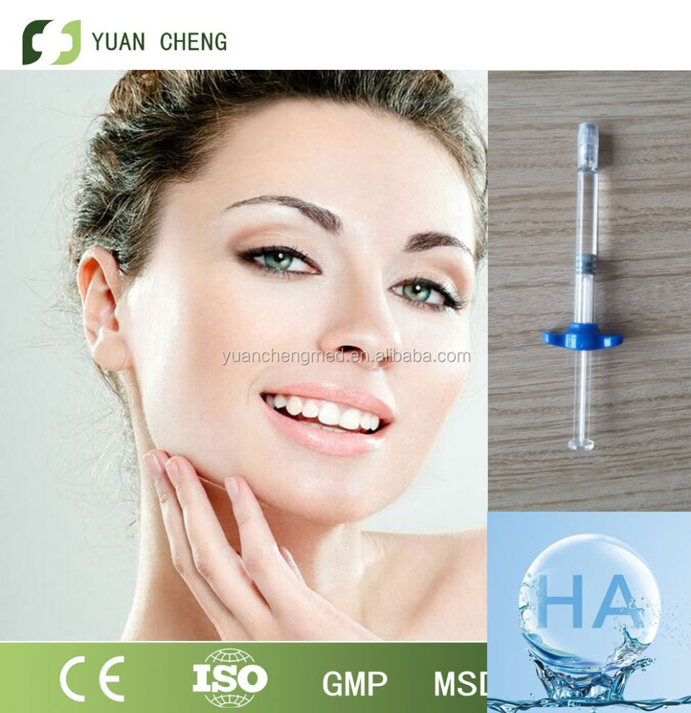 HA filler joint injections dermal filler for facial wrinkles