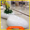 Custom shopping mall commercial indoor fiberglass bench stool rest bench