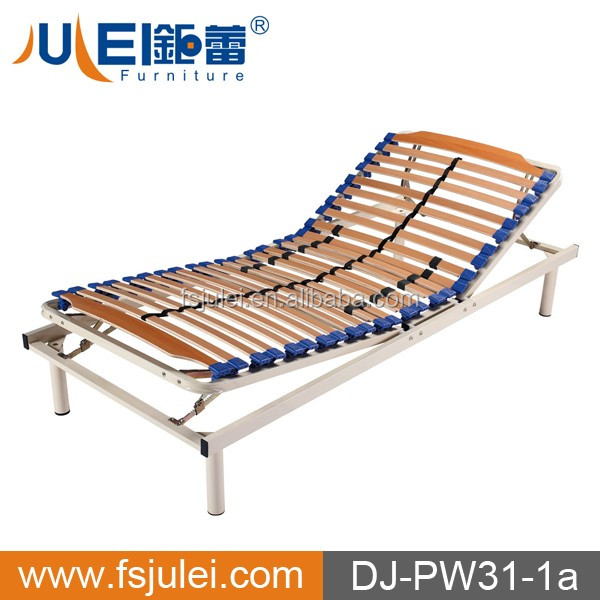 Modern Manual Raise Home Use Adjustable Bed Frame