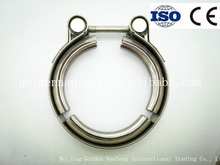 Stainless Steel High Pressure V-band Hose Clamps