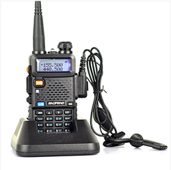 BaoFeng UV-5R Dual Band Walkie Talkie VHF/UHF Two Way Ham Radio Transceiver