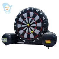 5m by 6m inflatable golf dart game