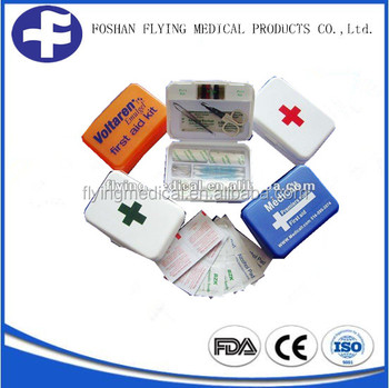 Emergency Case First Handle Medical First Aid Aid Kit Box