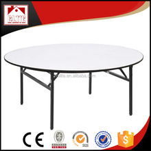 Round table cheap party tables and chairs for sale
