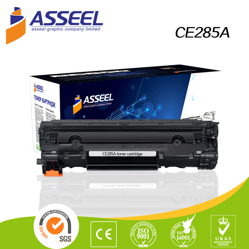 High quality compatible toner CE285A for HP LaserJet Pro M1132