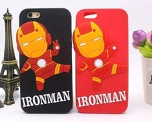 Cute 3D Silicone Case for iPhone 5 for League of Heroes