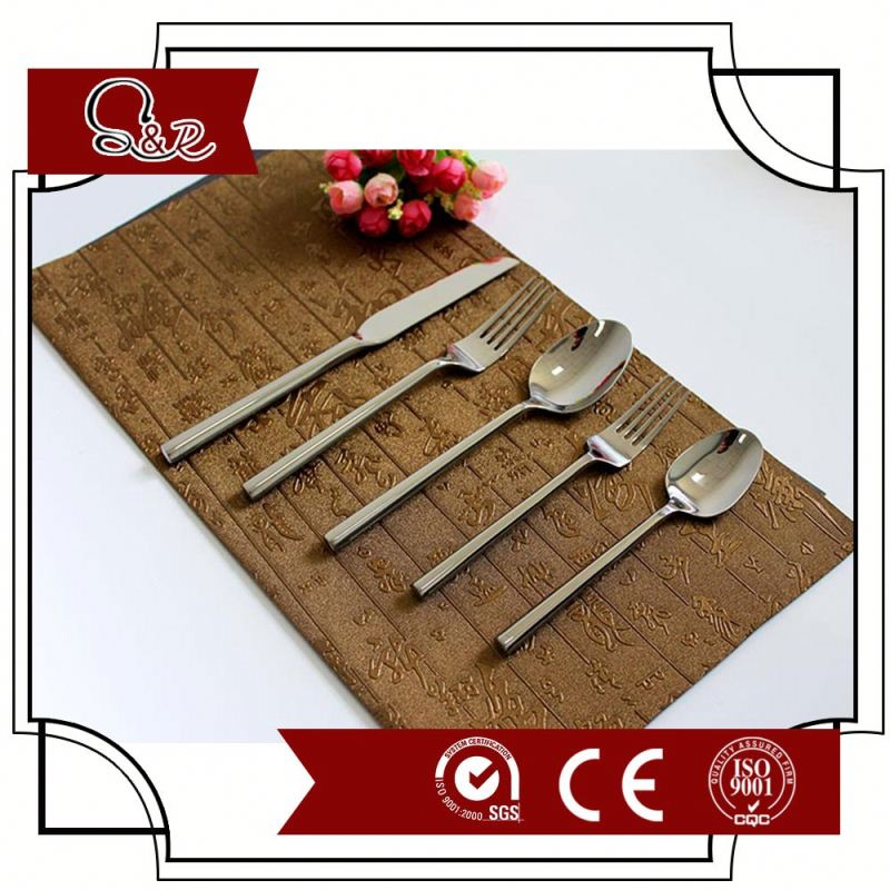 2014 new 24pcs stainless steel cutlery/spoon,fork,knife,gift cutlery for wedding