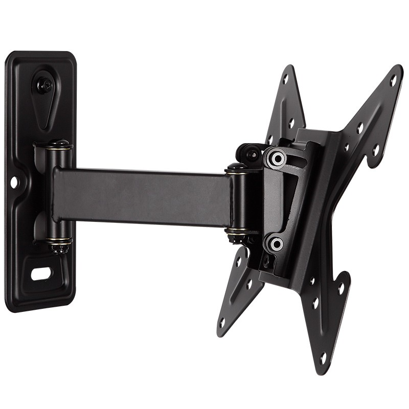 swing arm lcd articulating tv bracket for 26-42 inch screens