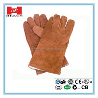 welder hand safety glove manufacturer