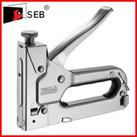 Staple Gun With 4 14mm Nail