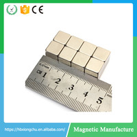 N50 Rare Earth 10mm Super Strong Cube Block Neodymium Magnets
